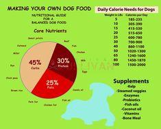 Making Your Own Dog Food #prepper #survival