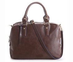Carrie Compartment Satchel