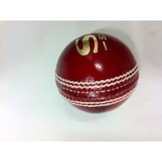 Cricket Ball (Cricket is the fave sport of the 5th Doctor as played by Peter Davison)!