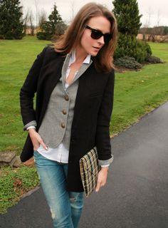Penny Pincher Fashion: Menswear-Inspired