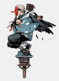 Kimetsu no Yaiba Blade of Demon Destruction Demon Slayer: Kimetsu no Yaiba Истребитель демонов Character Concept, Concept Art, Character Design, Demon Slayer, Slayer Anime, Fan Art, Anime Demon, Illustrations, Anime Art