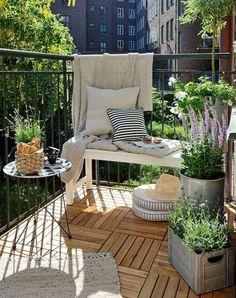 #Gartenterrasse Holzböden: 50 Ideen für den Balkon #garten #dekoration #dekor #besten #Ideen #house #home #decoration #art #decor #neu#Holzböden: #50 #Ideen #für #den #Balkon