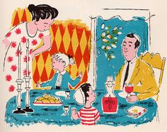 My Holiday Story Book by my vintage book collection (in blog form), via Flickr