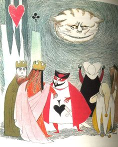Tove Jansson - Alice in Wonderland