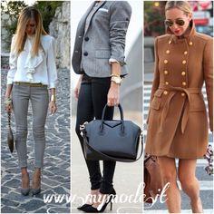 Moda inverno donna / Fall fashion women
