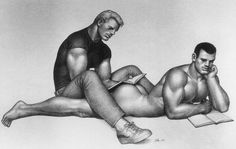 Tom of Finland Etat Libre d`Orange for men - WTH?