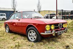 #Alfa_Romeo #GT #Juniot au rasso de St Lubin les Joncherets Reportage : http://newsdanciennes.com/2016/03/21/retour-au-rassemblement-juvaboun-de-st-lubin-des-joncherets/ #Voitures #Anciennes #VintageCar