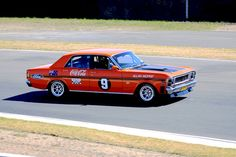 Allan Moffat's Ford Falcon XW GTHO Phase II