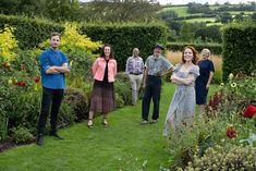 Angela Scanlon, Eco Garden, Small Space Gardening, Outdoor Areas, Bbc News, Garden Styles, Garden Inspiration, Garden Design, Episode 3