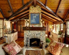 Cabin Design, Pictures, Remodel, Decor and Ideas - page 2