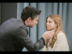 EJ and Abby on Days Of Our Lives