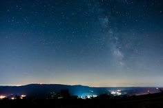 thenakedbrowneye:  Night Sky above Elliston and Shawsville (by jon_beard)  pretty! :D