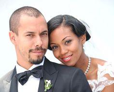TOMORROW ON #YR: BE OUR GUEST AT HEVON'S WEDDING! @BrytonEjames @MishaelMorgan1 @CBSDaytime