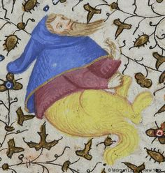 Book of Hours, MS M.1004 fol. 18v - Images from Medieval and Renaissance Manuscripts - The Morgan Library & Museum
