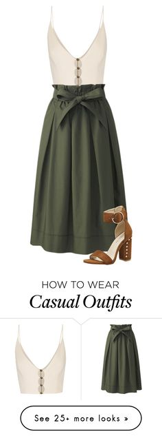 """Casual Date Outfit"" by alyssawhite99 on Polyvore featuring Zimmermann and Uniqlo"