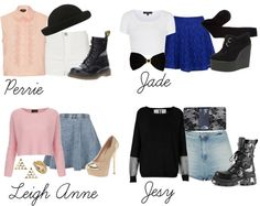 """Little Mix inspired outfits for Easter Day"" by littlemix-style ❤ liked on Polyvore"