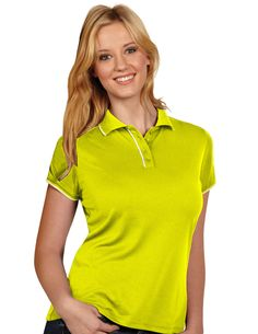 7196727c75d polyester Desert Dry™ Xtra-Lite D²XL moisture management pique polo with  contrast tipped flat knit collar and cuff and contrast piping detail at  placket.