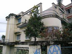 Casa Frederic Kirchgässner    A primeira casa modernista do Paraná, de 1929