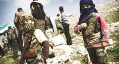ISIS, 5 BAMBINI GIUSTIZIANO GUERRIGLIERI CURDI http://ilmonito.it/index.php/estera/item/4593-isis-5-bambini-giustiziano-guerriglieri-curdi