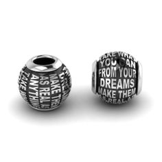 """DMB lyric bead~ """"Take what you can from your dreams, make them as real as anything."""""""
