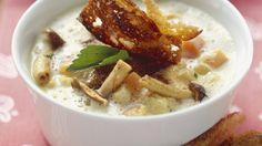 Kartoffelsuppe auf eine smarte Weise: Kartoffelsuppe auf Salzburger-Art   http://eatsmarter.de/rezepte/kartoffelsuppe-auf-salzburger-art