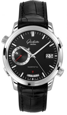 Glashutte Original Senator Diary 42mm 100-13-02-02-04