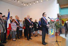 Commémoration du 8 mai 1945 / Galerie photos / Espace documentaire / Mes démarches / Accueil - Ville de Faches Thumesnil