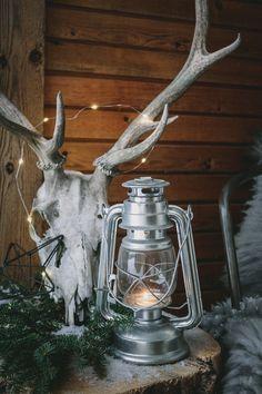 Svenngården: Svennhytta: Magisk julestemning og ny venn! Cabin Christmas