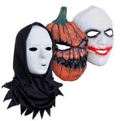 If your planning to go to a fancy dress or even to Trick or Treat, for a real scare choose one of our Halloween costumes or masks. We also offer a wide range of loot bags and buckets great for any trick or treat occasion. Halloween Goodies, Halloween Items, Halloween Fancy Dress, Halloween Treats, Halloween Fun, Halloween Costumes, Halloween Face Makeup, Horror Masks, Fancy Dress Accessories