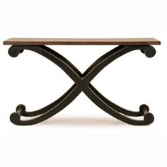 Perfect console table for an entrance hall.