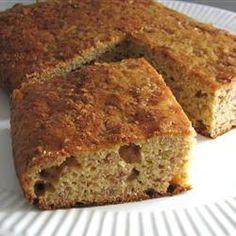 Easy banana bread @ http://allrecipes.co.uk