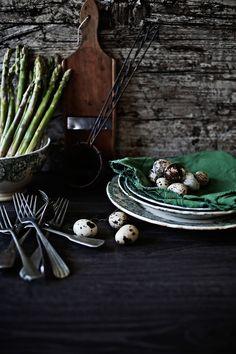 Pratos e Travessas: Ovos verdes no forno # Baked green eggs