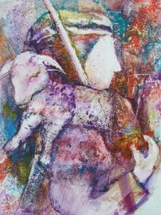The Shepherd Painting