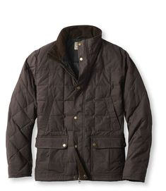 Find the best Men's L.Bean Upcountry Waxed-Cotton Down Jacket at L. fishing gear is made for the shared joy of the outdoors. Preppy Mens Fashion, Stylish Mens Outfits, Fashion Fall, Street Fashion, Men Fashion, Preparation Physique, Mens Style Guide, Mens Fall, Living At Home
