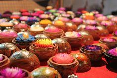 Anusan Market, Thailand