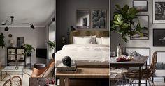 Den här bostaden andas skandinavisk lyx och hög trendkänsla i allt från färger och inredningsdetaljer, till material och möbler. Kika in i lägenheten som har alla rätt.