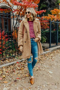 Best 25 of 54 charming outfit ideas to wear in winter 2019 women fashion women fashion – BuzzTMZ Next Clothes, Clothes For Women, Fall Clothes, Cool Mom Style, Teddy Bear Jacket, Bear Coat, Winter Outfits, Casual Outfits, Casual Wear