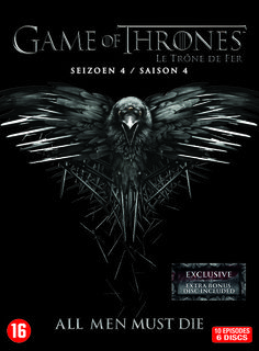 Dit heb ik gekocht bij bol.com: Game Of Thrones - Seizoen 4 - http://go.bol.com/pb/9200000026151646