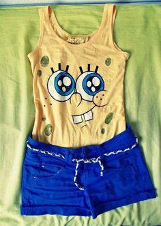 Super tendencia os shorts colorido e camisetas com desenhos,invista!