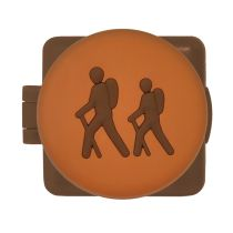 Outdoors Man - The pedometer for the nature lover!