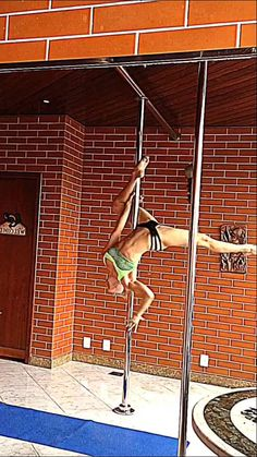 Gorgeous!! Wish I could show this to everyone that thinks pole dancing is just a hobby for strippers.