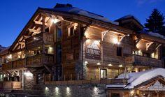 Hôtel La Tapiaz #alpinexperience #frenchalps