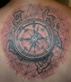Compass Tattoos | Fresh 2017 Tattoos Ideas