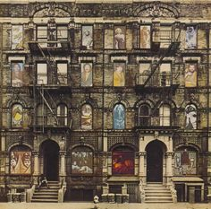 When Physical Graffiti was released in 1975, all of their previous records re-entered the Billboard Hot 200 chart.