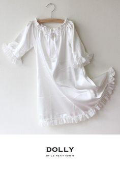 DOLLY By Le Petit Tom   night gown