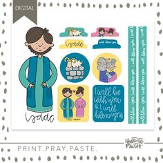 Step by Step - Illustrated Faith Sand Crafts, Bible Illustrations, Art Hub, Journaling, Faith Bible, Illustrated Faith, Bible Art, Scripture Art, Bible Stories