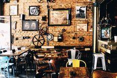 Joben - steampunk cafe