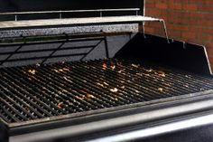 Dirty Barbecue Grill