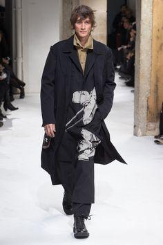 Yohji Yamamoto - Fall 2017 Menswear