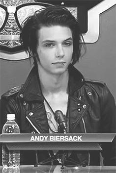 andy-Biersack-imagine | Tumblr